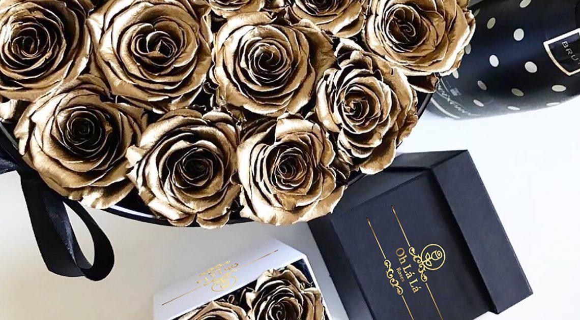 Oh Lá Lá Roses Gold