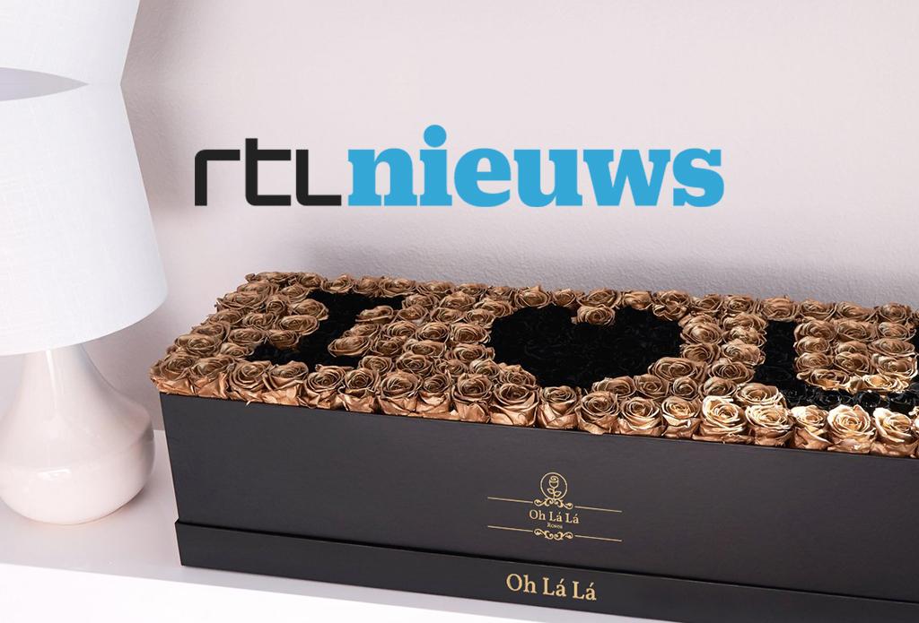 Oh Lá Lá Roses | RTLnieuws | Influencer Marketing